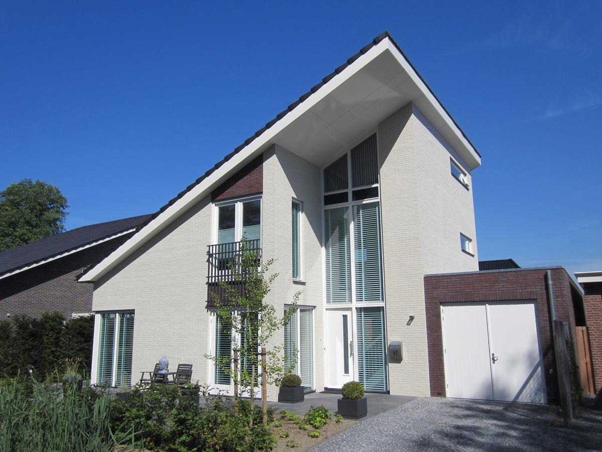 Woning Bochum Heilloo 2 metselwerk