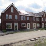 Metselwerk 9 woningen Meerstad 6